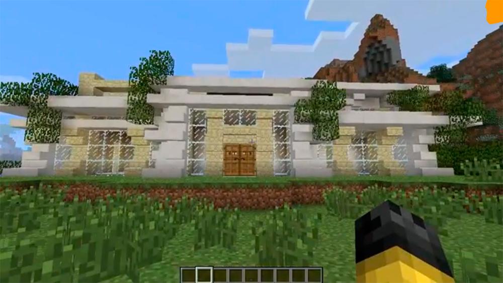 Скачать дом для майнкрафт | Красивые дома в майнкрафте ...